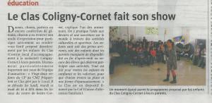 Clas Coligny Cornet