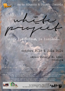 White project - affiche general