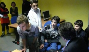 Web radio jeunes Local