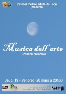 affiche musica del arte2
