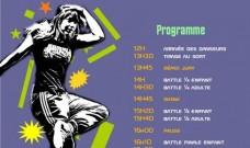 Local Contest :  HIP HOP Battle, Samedi 14 janvier 2017 de 12h à 18h30