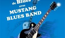 Les Jeudis du Bar : Concert de blues avec MUSTANG BLUES BAND, Jeudi 16 février à 19h