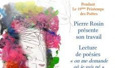 Soirée poésie, mardi 7 mars à partir de 18h –  Entrée libre