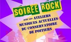 Les Jeudis du Bar :  Concert Rock, Jeudi 23 mars 2017 à 19h – Entrée libre