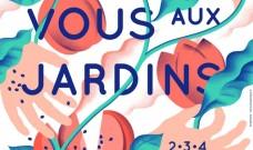 Rendez-Vous aux Jardins, samedi 3 et dimanche 4 Juin de 10h à 17h.