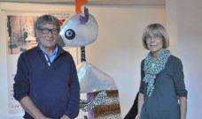 Lu dans la presse : Exposition de Pierre Debien dans l'Espace Galerie