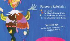 Exposition de Pierre Debien « Rabelais si tu revenais… »