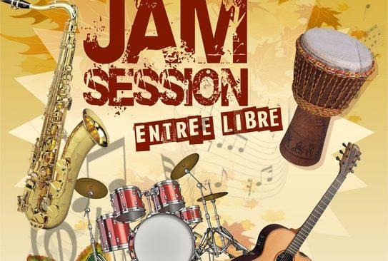 Jeudi 19 octobre à 19 h : Jam Session pour ce Jeudi du Bar