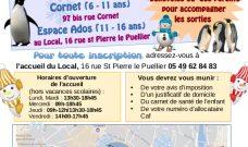 Programme d'activités des vacances pour les Accueils de Loisirs de février 2018