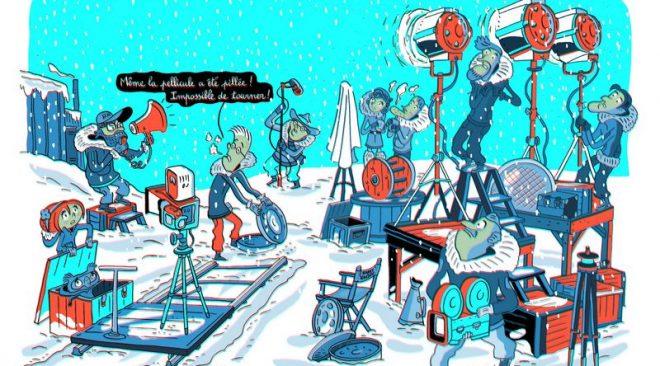 «Cinémonstres» une Exposition interactive en 3D de Laurent Audouin