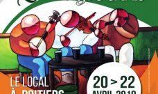 Du vendredi 20 au dimanche 22 avril : Festival de musique irlandaise Ceili Ceoil Agus Craic 2018