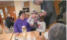La presse en parle : rencontres intergénérationnelles en cuisine enfants/seniors