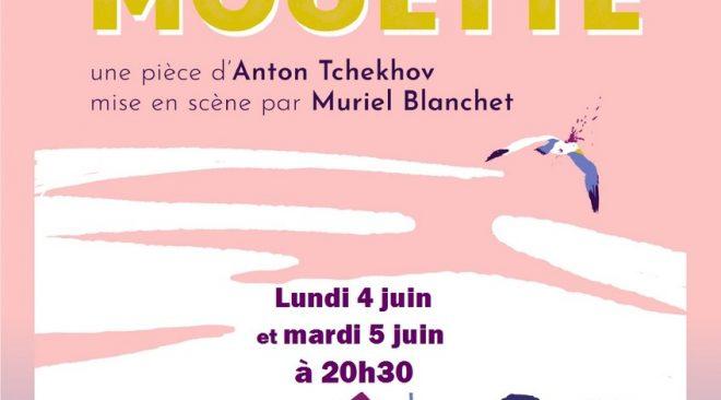 lundi 4 et mardi 5 juin à 20h30, Théâtre par les ados des ateliers du Théâtre-École du Local