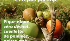 Dimanche 23 septembre à partir de 12h :  Cueillette d'automne et repas partagé