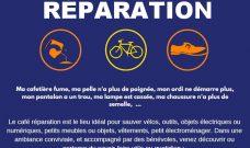Samedi 17 novembre de 13h à 17H, Grand Café Réparation à Cobalt