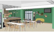 """La presse en parle : l'inauguration des Espaces Bar et Accueil et le lancement de la Saison """"Les 70 ans du Local"""""""