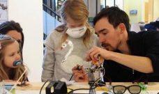 La presse en parle : un atelier scientifique au Local pour préparer la fête de samedi