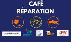 Samedi 26 janvier 2019 de 14h à 17H, Café Réparation au Local