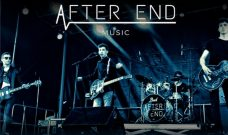 Jeudi 7 mars 2019 à 19h « AFTER END » Concert Rock