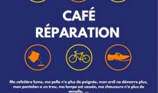 Mercredi 10 avril 2019 de 17h à 20h : Café Réparation au Local