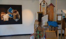 Jusqu'au mercredi 15 mai 2019 : Exposition de Xavier Jallais dans L'Espace Galerie