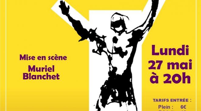 Lundi 27 mai à 20h, Théâtre : « Mystère Bouffe » de Dario Fo.
