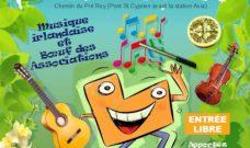 Vendredi 5 juillet à 19h :  « Concert de Clôture du festival Local Arts et Barbecue au Ptit Jardin »,
