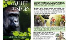 Sortie Familles du Samedi 13 juillet 2019 : La Vallée des Singes