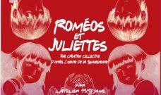 Jeudi 4 juillet à 20h : « Roméos et Juliettes » par L'atelier Théâtre-Ecole des 11/13 ans du Local