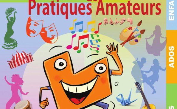 Reprise des Ateliers de Pratiques Amateurs à partir du 16 septembre 2019