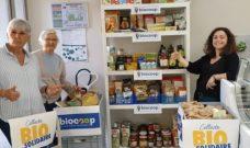 L'équipe du Local se mobilise pour maintenir l'ouverture de l'Épicerie :