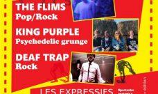 Jeudi 3 octobre de 20h30 à 23h : Trans Europe Expressifs au Local