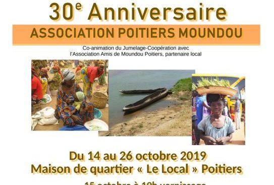 Mardi 15 octobre à 19h : vernissage de l'exposition » Vie quotidienne à Moundou» dans l'Espace Avant-Scène du Local