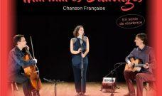 Jeudi 6 février 2020 à 19h : Chansons françaises au Bar du Local