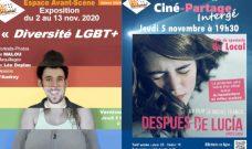 Jeudi 5 novembre : dans les cadre de la Journée Nationale de lutte contre le harcèlement à l'école