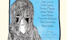 Vendredi 6 novembre 2020 à partir de 18h30 : vernissage  en musique et sérigraphie de l'exposition Mougeasses