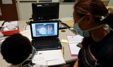 Expérimentation de « visio-lecture » Zoom pendant le CLAS du Local