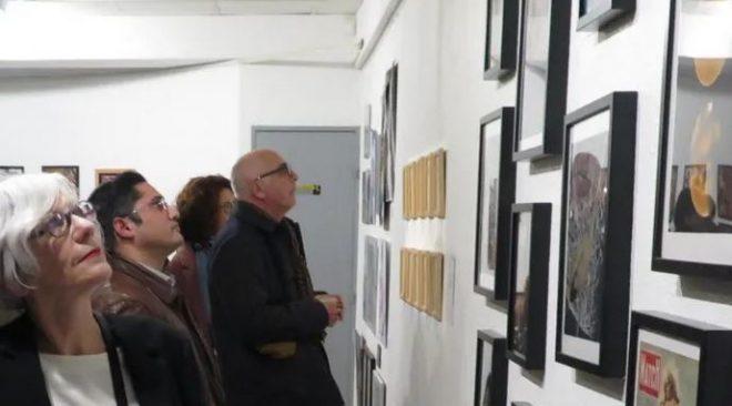 Un vernissage virtuel et virtuose pour l'exposition des Mougeasses