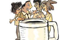 Mercredi 28 avril à partir de 9h30 : café parents/habitants sur le Forum Rivaud