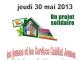 Rapport d'assemblée générale – 30 mai 2013