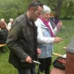 Barbecue epicerie solidaire