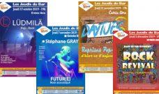 Les Jeudis du Bar : des concerts au Bar du Local