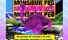 Jeudi 2 septembre à 19h au Local : Concert «Monsieur Peg» (Pop, groove) au Local